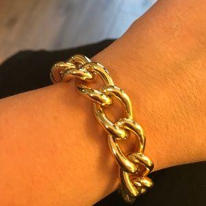 Jewelry - Gold chain bracelet